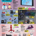 A101 20 Aralık Elektronik Aktüel Ürünler Listesi