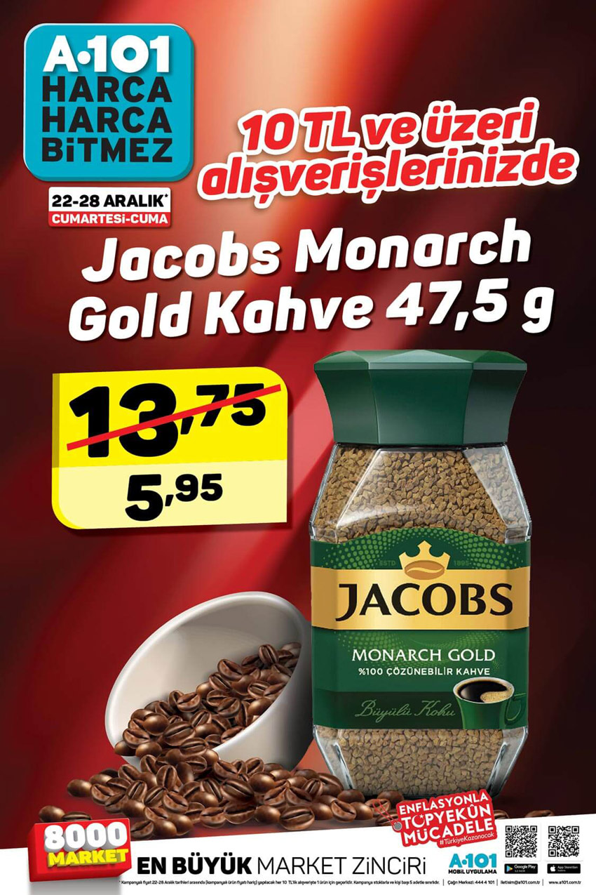 A101 22-28 Aralık Efsane Aktüel Ürün Kataloğu