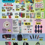A101 27 Aralık Oyuncak Şenliği Aktüel Ürünleri