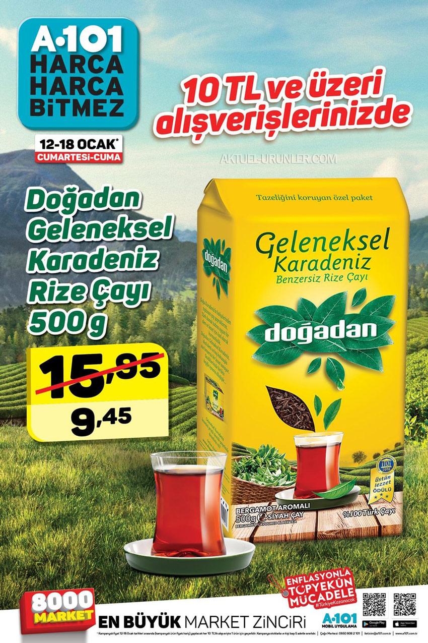 A101 12-18 Ocak Efsane Aktüel Ürün Kataloğu