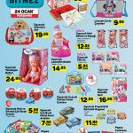 A101 24 Ocak Oyuncak Ürünleri Aktüel Listesi