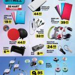 28 Mart 2019 A101 Aktüel Elektronik Ürünleri