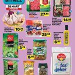 A101 Gıda Spot Ürünleri 28 Mart Fırsatları