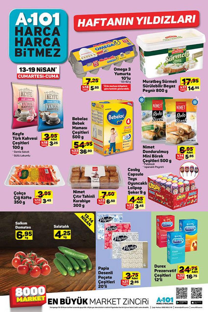 A101 13 Nisan 2019 Aktüel Ürünler Kataloğu