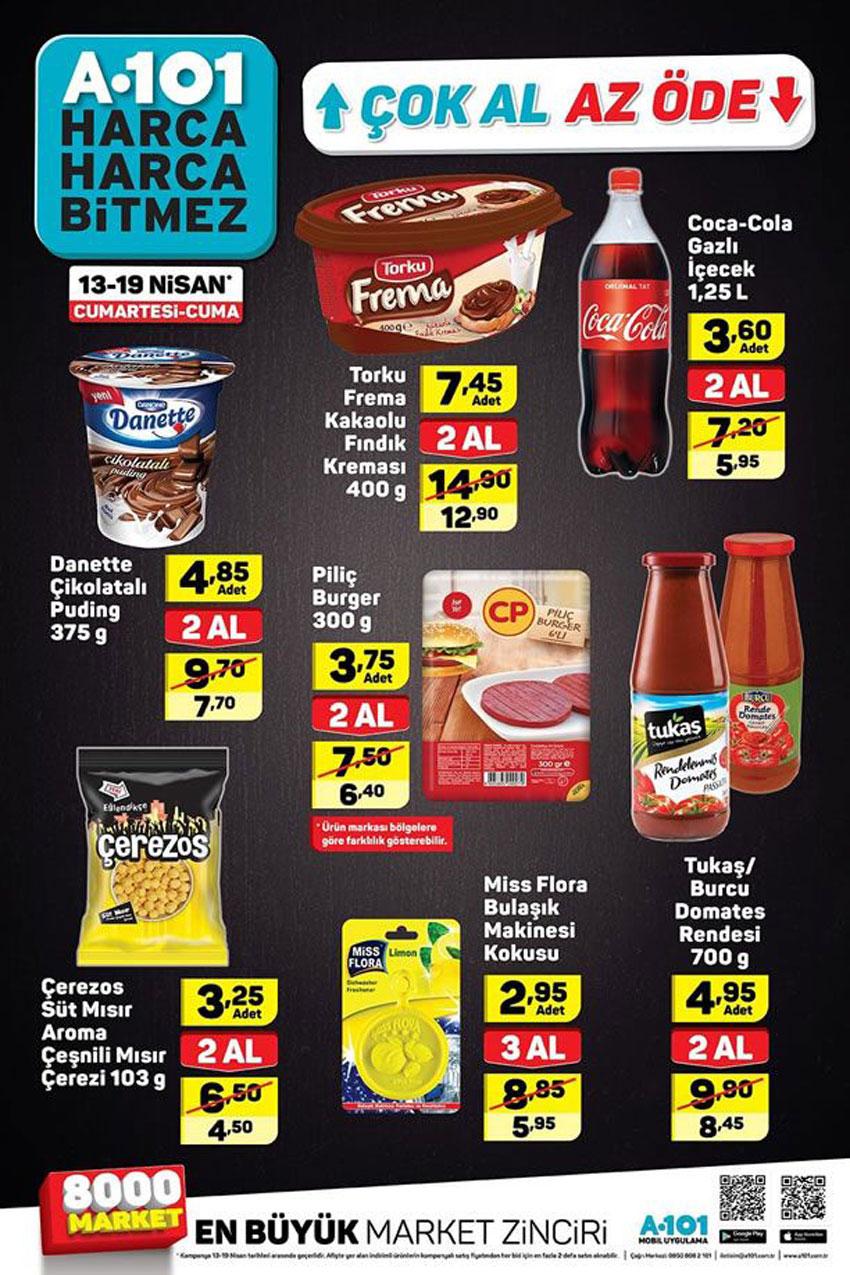 A101 13 Nisan Hafta Sonu Aktüel Ürünler Kataloğu