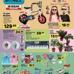 A101 18 Nisan Aktüel Ürünleri 23 Nisan Kampanyaları