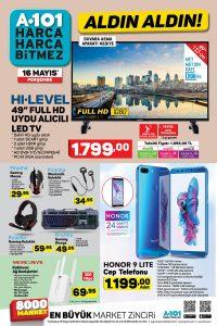 A101 16 Mayıs 2019 Aktüel Ürünler