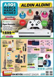 A101 13 Haziran 2019 Aktüel Ürünler Kataloğu