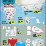 A101 Bebek Banyo Ürünleri – 13 Haziran 2019