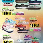 A101 Crocs Terlik Dev Kampanyası 4 Temmuz Detayı