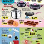 A101 1 Ağustos Mutfak Ürünleri İncelemesi Özel Ürünleri