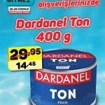 A101 20 Temmuz Hafta Sonu Dardanel Ton Fırsatı