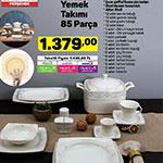 A101 25 Temmuz Yemek Takımı Fırsatı Aktüel İncelemesi