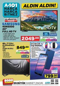 A101 22 Ağustos 2019 Aktüel Ürünler Kataloğu