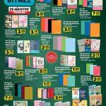 A101 26 Ağustos Kırtasiye Ürünleri Aktüel Kataloğu