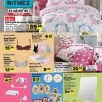A101 Ev Tekstili Ürünleri 22 Ağustos Kampanyaları