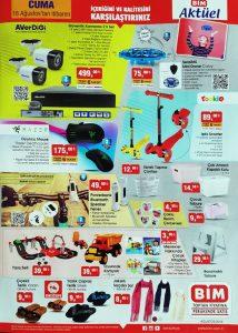 BİM 16 Temmuz Günü Güvenlik Kamerası Satacak Detayı