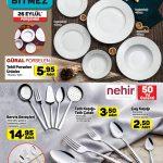 26 Eylül A101 Aktüel Güral Porselen Ürünleri Sayfası