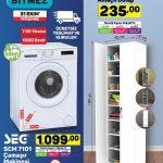 31 Ekim A101 SEG Çamaşır Makinesi Ve Çok Amaçlı Dolap