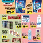 A101 Aktüel Ürünler 17 Ekim Temizlik Ürünleri Kataloğu