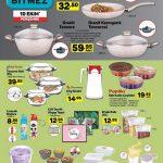 A101 Aktüel 10 Ekim 2019 İhtiyaç Duyulan Mutfak Ürünleri
