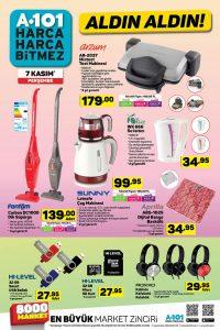 A101 Aktüel Elektronik Mutfak Ürünü İncelemesi - 7 Kasım