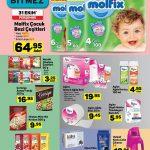 A101 Molfix Bebek Bezi Çeşitleri Fırsat Kataloğu