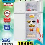 A101 SEG SNF 3700 Buzdolabı 17 Ekim İncelemesi