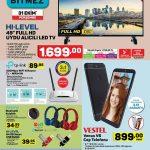 A101 Tv – Telefon – Router Aktüel 31 Ekim Kataloğu