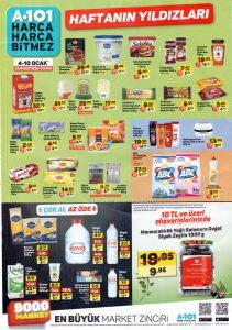 A101 4 Ocak 2020 Aktüel Ürünler Kataloğu