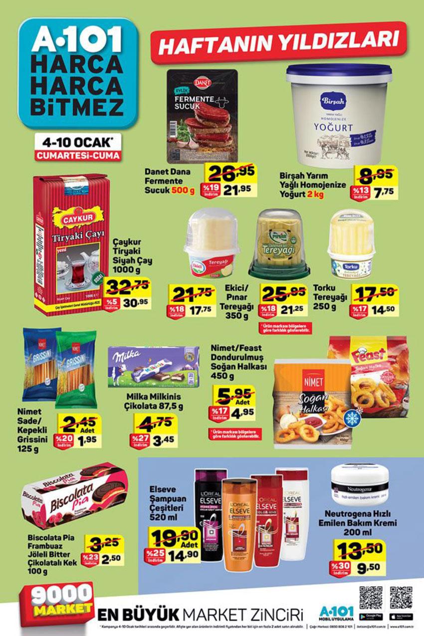 a101 4 ocak 2020 aktüel ürünler hafta sonu kataloğu - sayfa 1