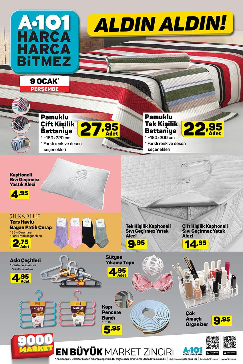 a101 9 ocak 2020 ev tekstili inceleme sayfası - sayfa 6