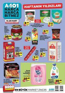 A101 14 Mart 2020 Aktüel Ürünler Kataloğu