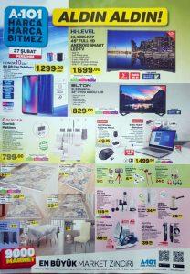 A101 27 Şubat 2020 Aktüel Ürünler Kataloğu