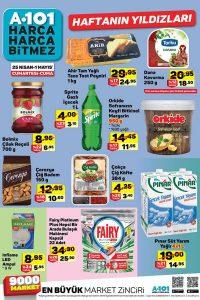 A101 25 Nisan 2020 Aktüel Ürünler Kataloğu