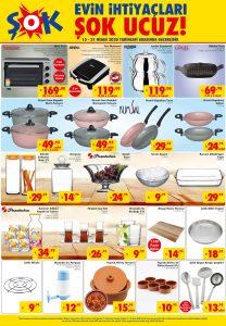 ŞOK 15 Nisan 2020 Aktüel Ürünler Kataloğu