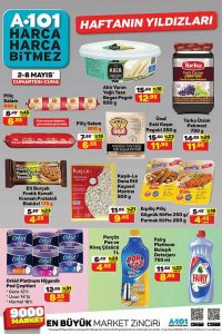 A101 2 Mayıs 2020 Aktüel Ürünler Kataloğu