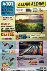 A101 4 Haziran 2020 Aktüel Ürünler Kataloğu