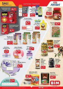 BİM 19 Mayıs 2020 Aktüel Ürünler Katalogu