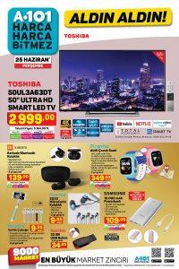 A101 25 Haziran 2020 Aktüel Ürünler Kataloğu