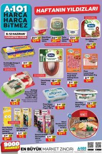 A101 6 Haziran 2020 Aktüel Ürünler Katalogu