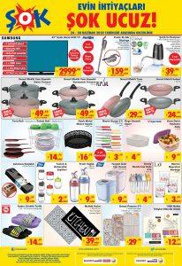 ŞOK 24 Haziran 2020 Aktüel Ürünler Kataloğu