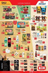 BİM 21 Temmuz 2020 Aktüel Ürünler Katalogu