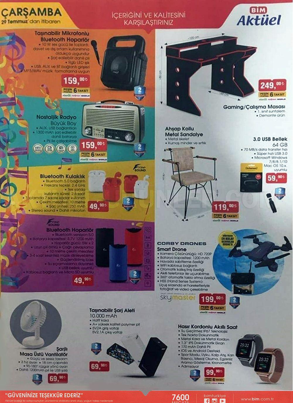 Bim-Aktuel-29-Temmuz-31-Temmuz-Aktuel-Elektronik-Katalogu