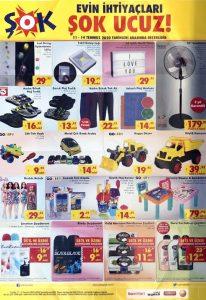 ŞOK 11 Temmuz 2020 Aktüel Ürünler Katalogu
