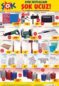 ŞOK 22 Temmuz 2020 Aktüel Ürünler Kataloğu