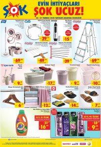 ŞOK 4 Temmuz 2020 Aktüel Ürünler Katalogu