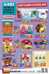 A101 22 Ağustos 2020 Aktüel Ürünler Katalogu