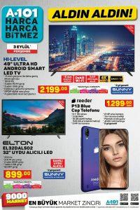 A101 3 Eylül 2020 Aktüel Ürünler Kataloğu