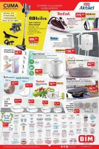 BİM 9 Ekim 2020 Aktüel Ürünler Kataloğu